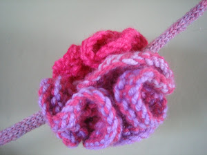 Pink Rosette Bunting