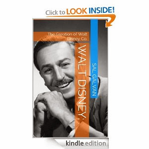 Between Books - Walt Disney: The Creation of Walt Disney Co.