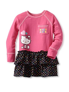 MyHabit: Up to 60% off Hello Kitty Girls: Knit Dress