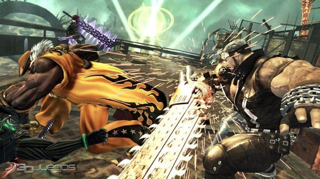 Max Anarchy Xbox 360 Español Region Free Descargar 2012 DVD5