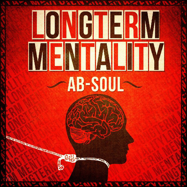 Ab-Soul - Longterm Mentality  Cover