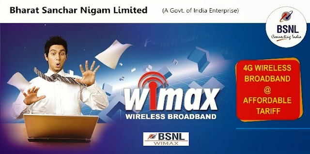 BSNL WiMax - India's 1st 4G Wireless Broadband Internet Services - Frequently Asked Questions