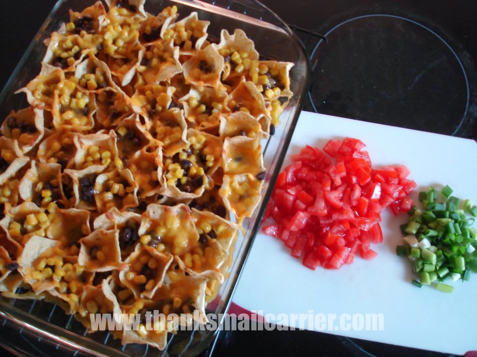 oven baked nachos