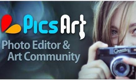 PicsArt 7 Aplikasi Edit Foto Gratis Terbaik Untuk Android