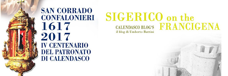 SIGERICO on the Francigena