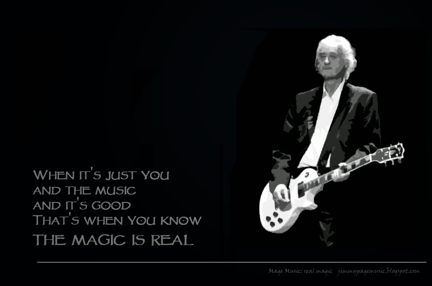 Mage Music: Real Magick jimmypagemusic.blogspot.com