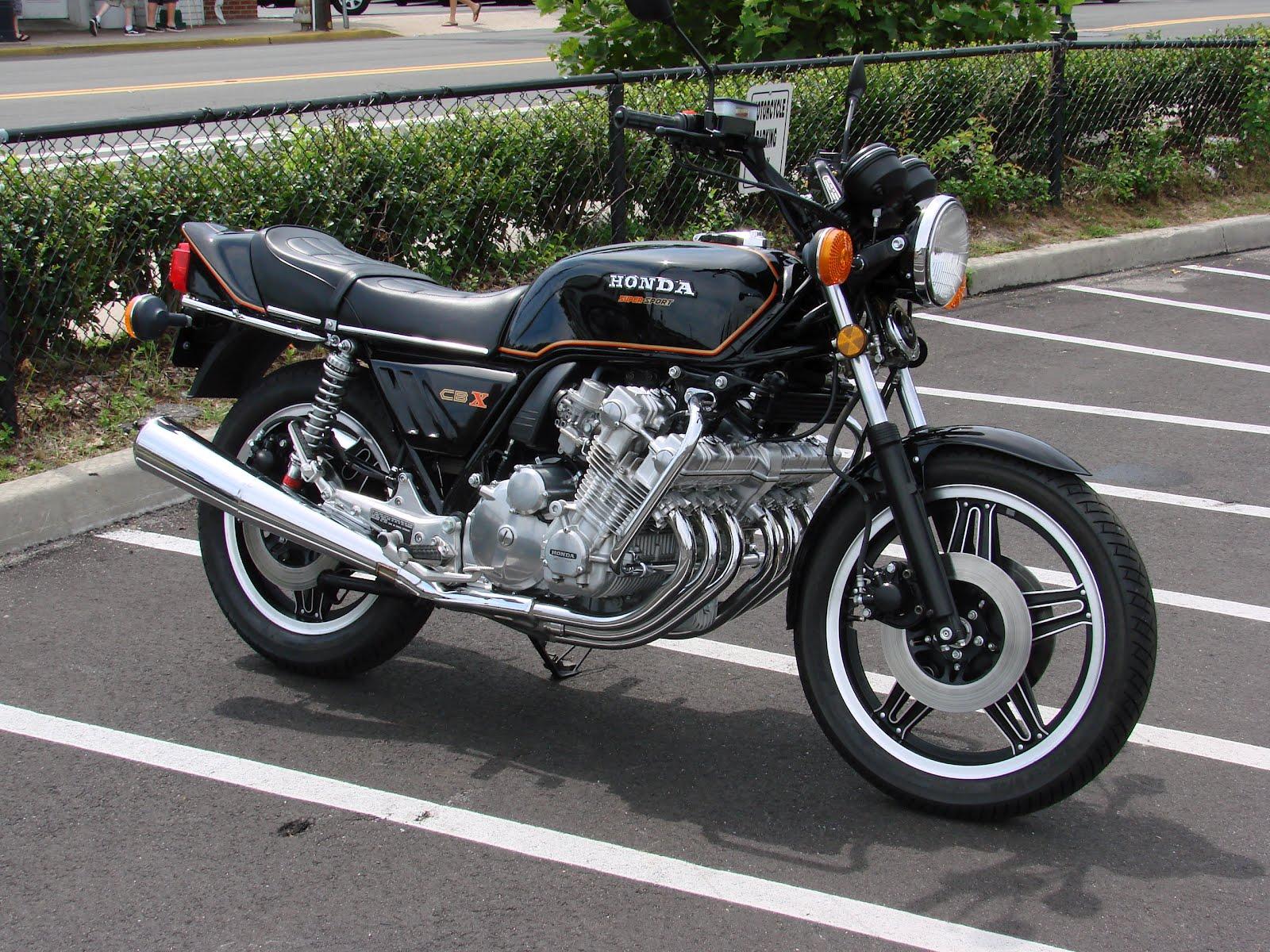 Honda CBX 500X