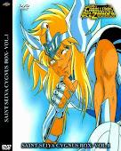 Los Caballeros del Zodiaco Cignus Box  - Volumen: 1 - 2 - 3