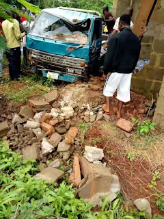 Pure Water Truck Crushes Chief To Death In Benue