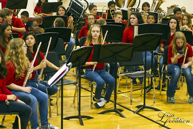 band concert, Lisa On Location photography, New Braunfels, 365 photo project