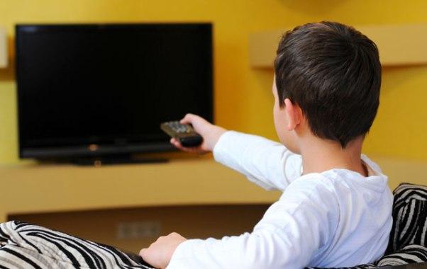 Matikan TV!