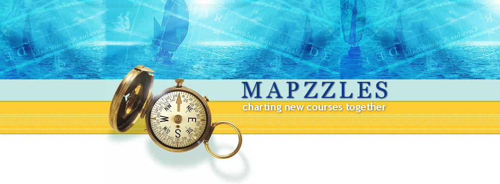 Mapzzles