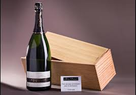 cadeau anniversaire mariage champagne