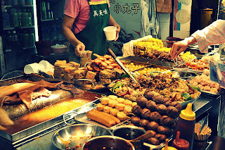 Chinese Street Food from Mong Kok