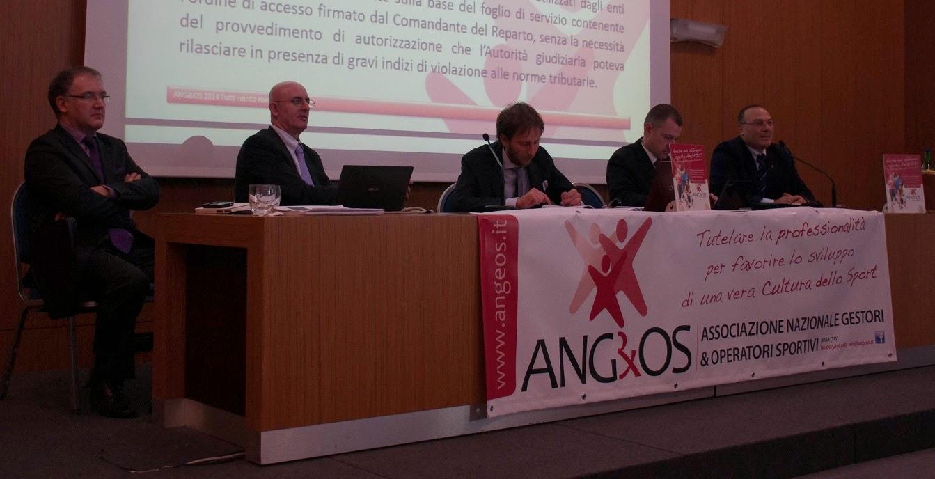 Immagine Associazione Nazionale Gestori e Operatori Sportivi Angeos