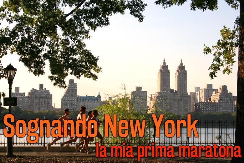 Sognando New York - la mia prima maratona
