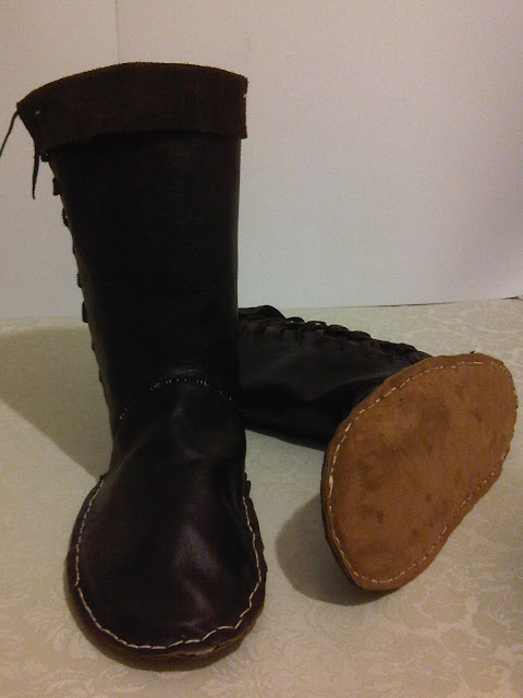 Medieval Boots How To5