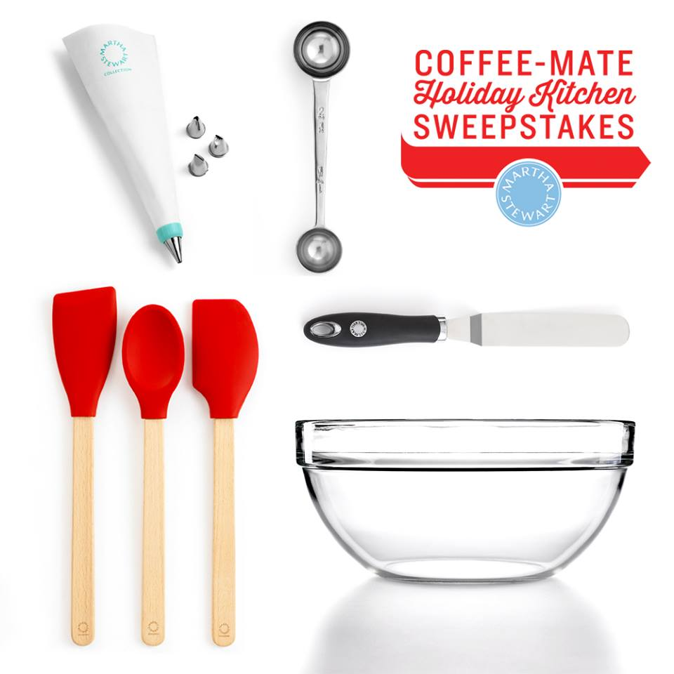Hot Deals And Coupons HS: Coffee-mate Holiday Kitchen