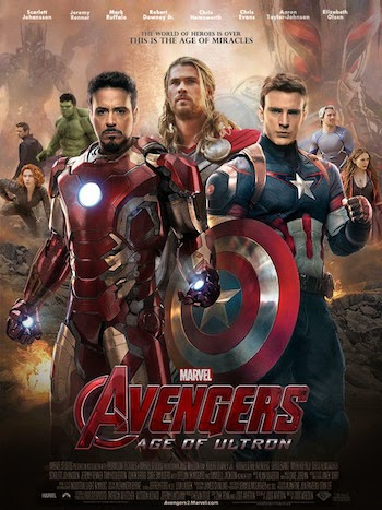 Avengers Age of Ultron (2015) Hindi Dubbed Full Movie