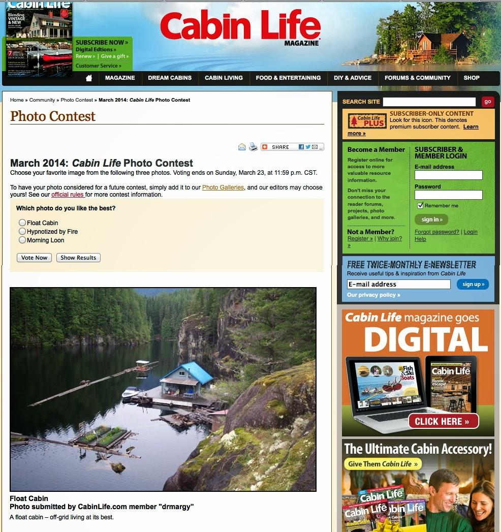 in we rack kayak magazine life featured cabin racks june cabins log were