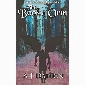 book of orm, nordic book, nordic mythology, a j dalton