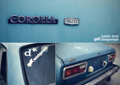 Corolla Deluxe