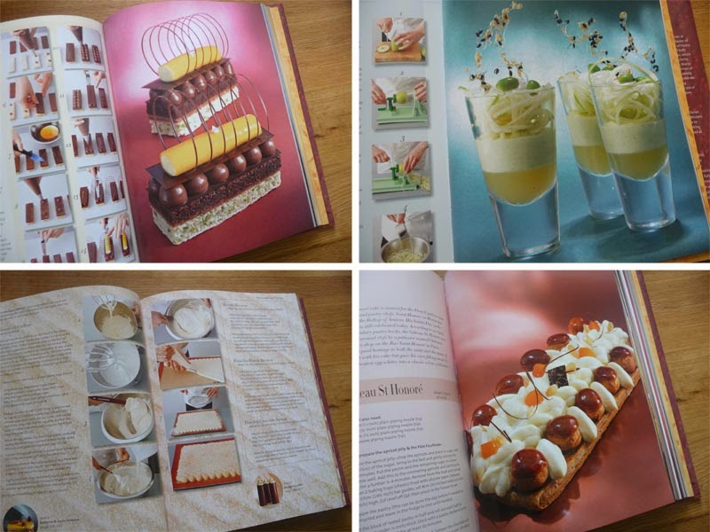 BOOK REVIEW: Patisserie by William and Suzue Curley The Graphic Foodie Brighton Food Blog