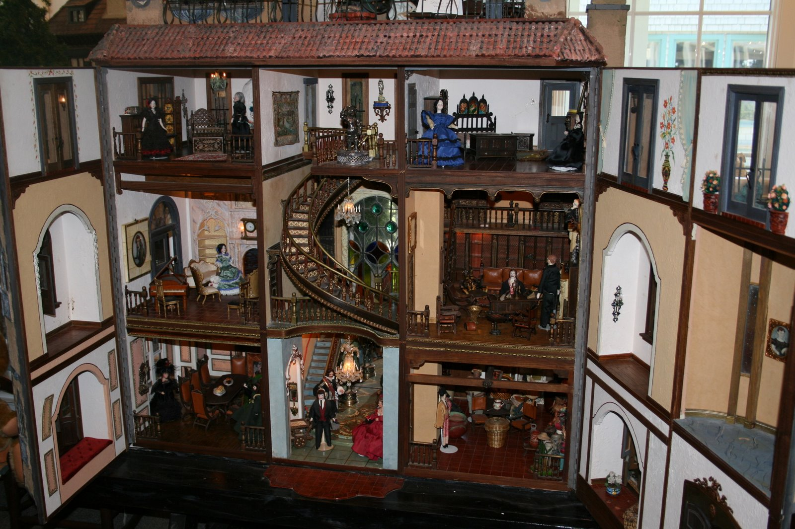 Calling all dollhouse lovers real estate house and home for Accessory house