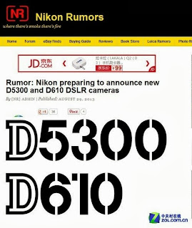 Nikon D610, Nikon D5300, DSLR camera, new camera, underwater camera