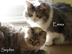 "My ""girls"" Emma & Sophie"