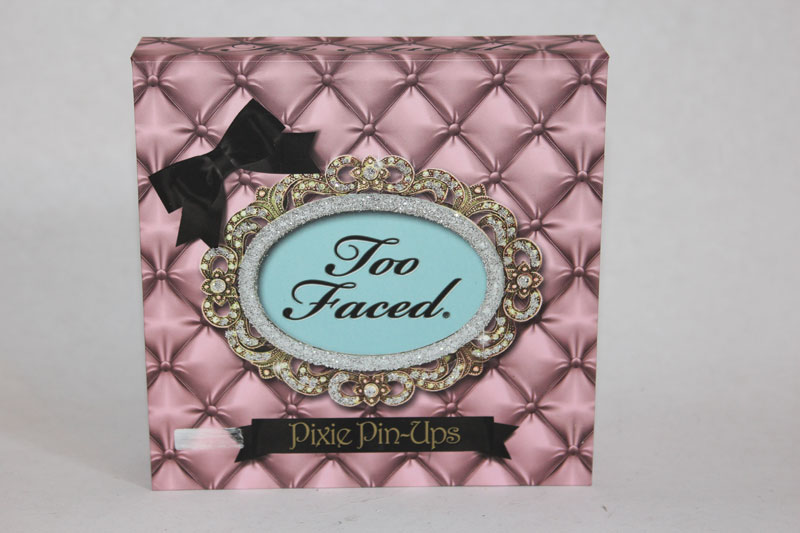 too faced1 Palette Pixie Pin Ups da Too Faced