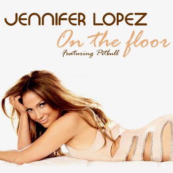 jennifer lopez on the floor album artwork. lopez on floor album cover