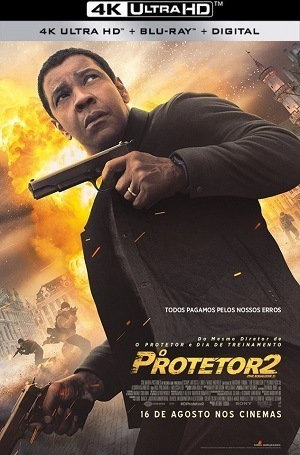 O Protetor 2 4K Ultra HD Filmes Torrent Download capa