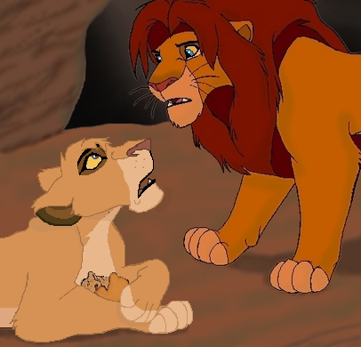 The lion king vitani and kopa - photo#16