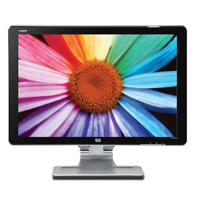 best HP W2408H 24'' Widescreen LCD