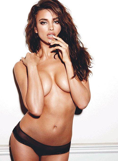 irina shayk 1 Classic nude pinups and best sex tube video