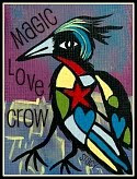 Magic Love Crow
