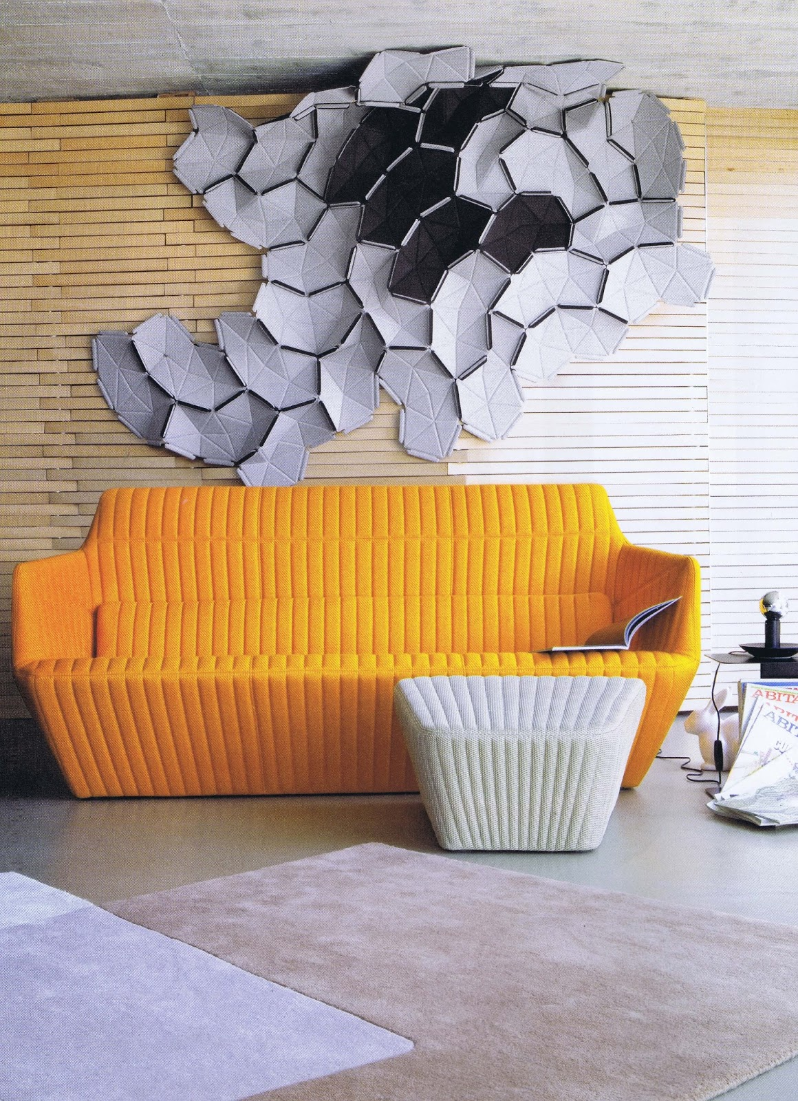 le club d co 39 zeuses d 39 art t tes de clouds. Black Bedroom Furniture Sets. Home Design Ideas