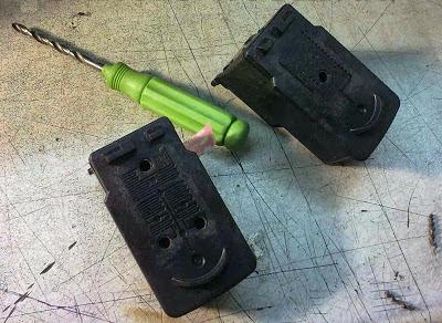 perforación de cartuchos canon pg-240 y cl-241