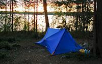 самодельная палатка двухскатка