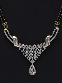 Diamond Mangalutra