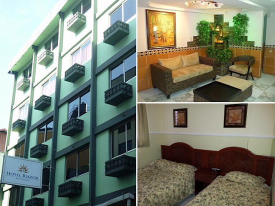Hotel Riazor Panama