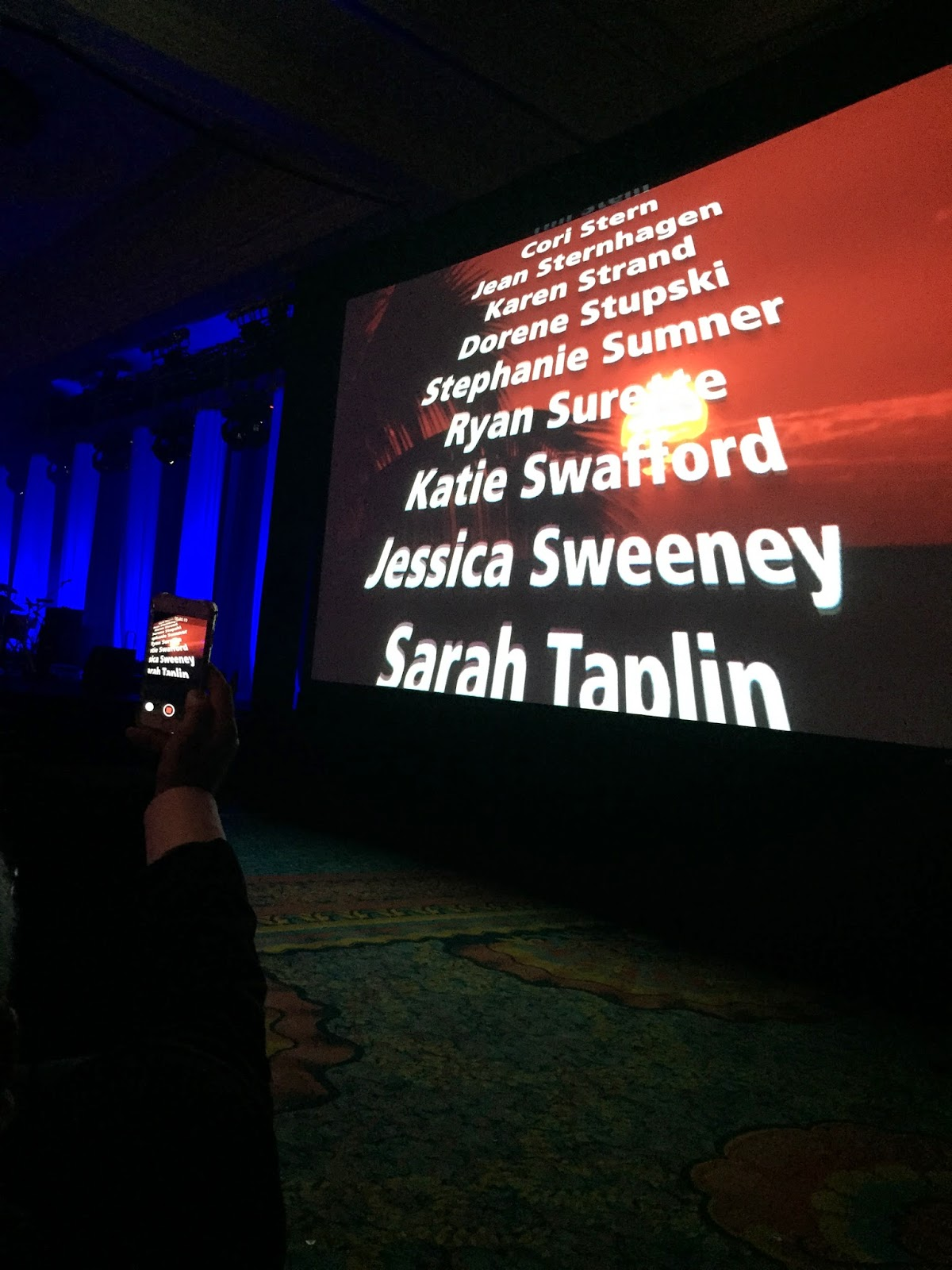 My Name On Screen