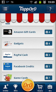aplikasi android penghasil uang tapporo
