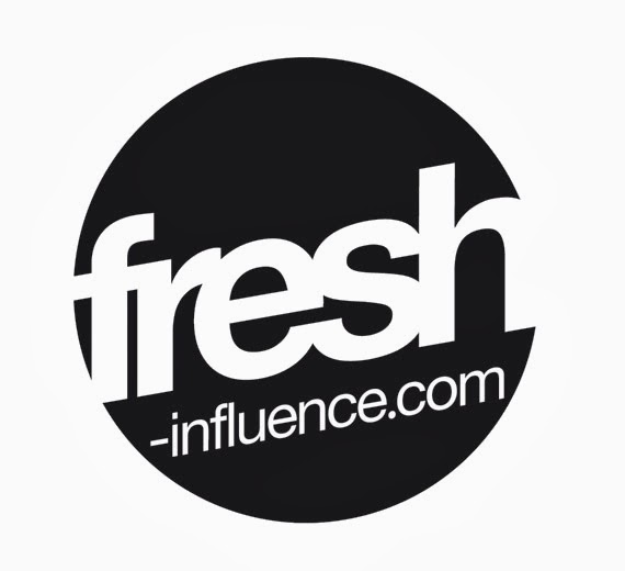 logo fresh influence
