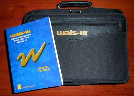 WAIS-III ESCALA DE INTELIGENCIA DE WECHSLER PARA ADULTOS III (c)