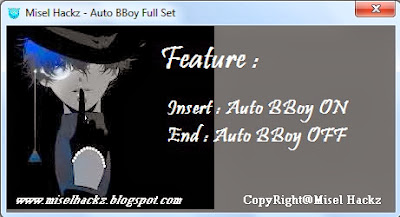 Auto Bboy Full Set v.6098 by Misel Hackz