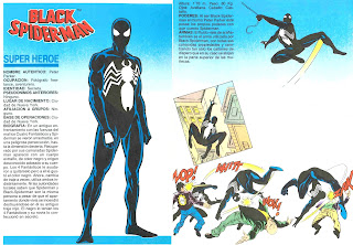 Spiderman Negro Superheroes Marvel