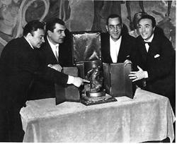 gino Latilla Giorgio consolini sanremo 1954