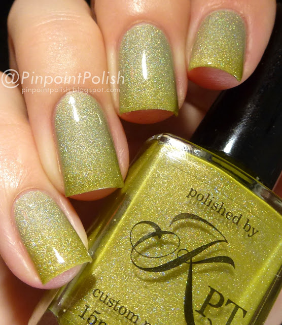 Hot Like Wasabi, Polished by KPT, thermal, swatch